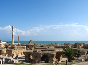 Ruínas de Cartago