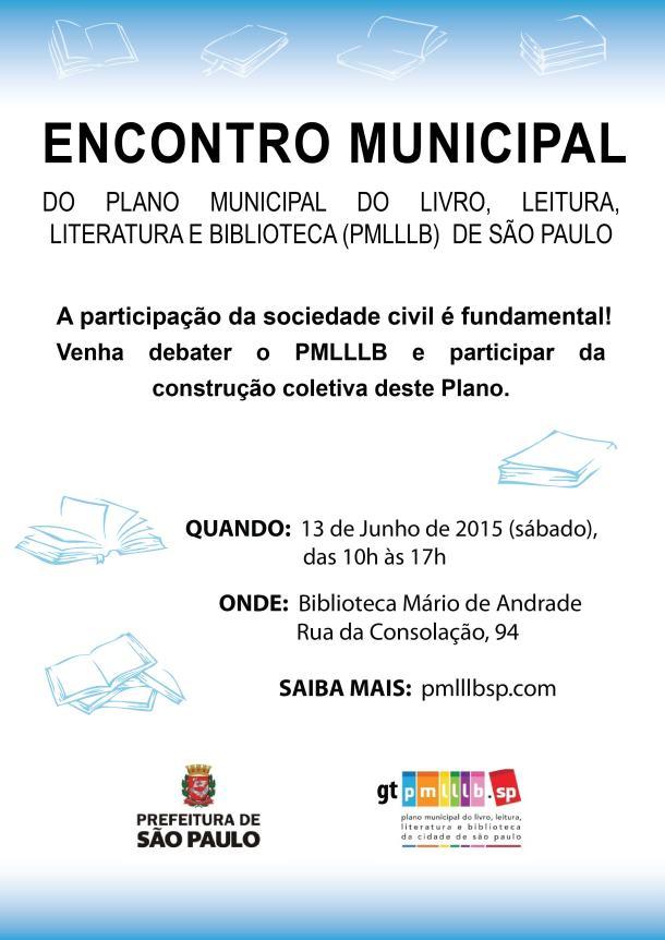 Divulg Encontro Municipal PMLLLB SP -01-01