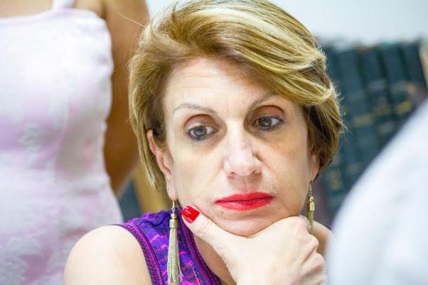 A empresária Sheila Mann